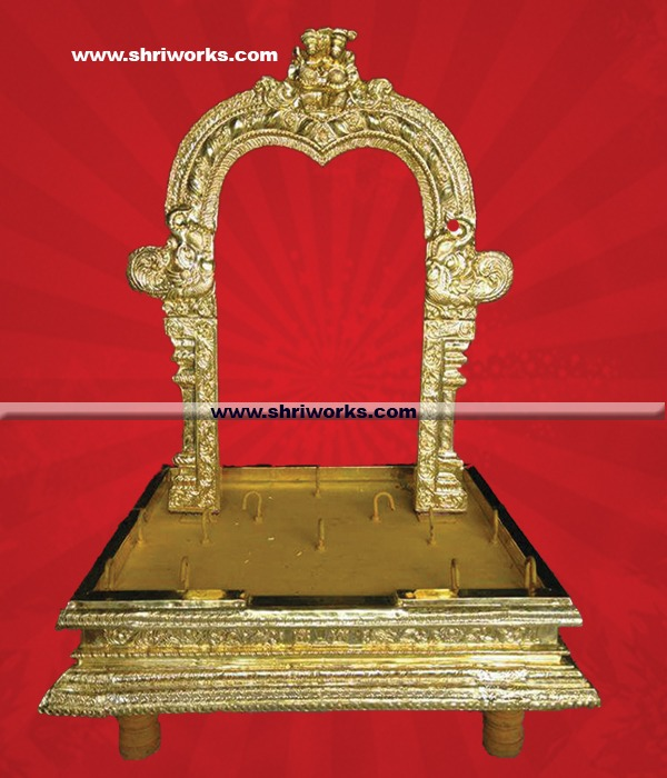 Shri Works Temple And Home Pooja Articles